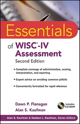 Essentials of WISC-IV Assessment By Flanagan, Dawn P./ Kaufman, Alan S.